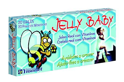 YNSADIET Jelly Baby 20Vial, 30 g
