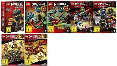 LEGO Ninjago - Staffel 1-9