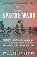 In the tradition of Empire of the Summer Moon, a stunningly vivid historical account of the manhunt for Geronimo and the 25-year Apache struggle for their homeland.