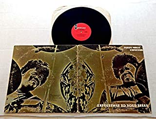 Buddy Miles Express EXPRESSWAY TO YOUR SKULL - Mercury Records 1968 - USED Vinyl LP Record - 1968 Pressing SR-61196 - RARE Blues Soul album! Jimi Hendrix Liner Notes - Funky Mule - Train - Wrap It Up