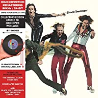 Shock Treatment - Cardboard Sleeve - High-Definition CD Deluxe Vinyl Replica by Edgar Winter