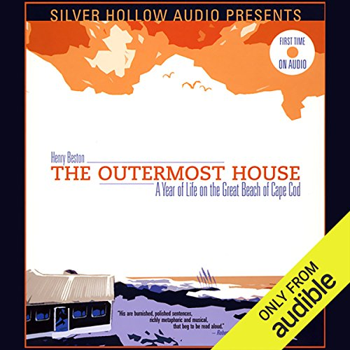 The Outermost House audiobook cover art
