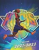 Calendar 2021-2022: Special New York Knicks 2021-2022 Calendar for Fans