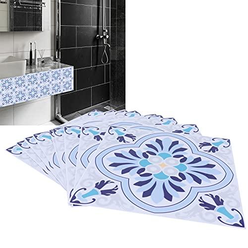 Adhesivo autoadhesivo para azulejos, pegatinas de pared para despegar y pegar a prueba de aceite para baño, cocina, sala