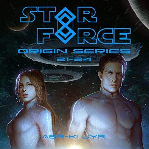 Star Force: Origin Series Box Set, Books 21-24 audiobook cover art