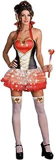 Sexy Queen of Heartbreakers Light-Up Costume
