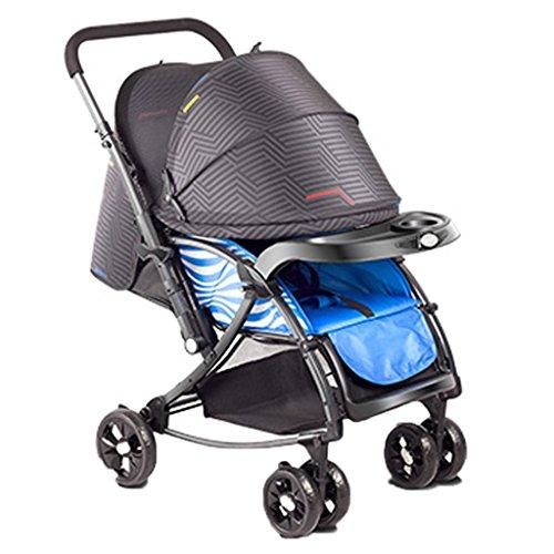 C-K-P Carro de bebé, mecedora, carro dos en uno, bicicleta