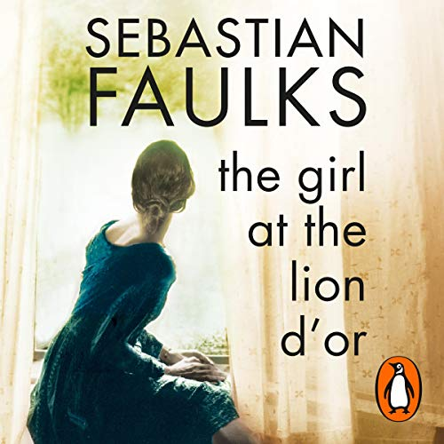 The Girl at the Lion d'Or audiobook cover art