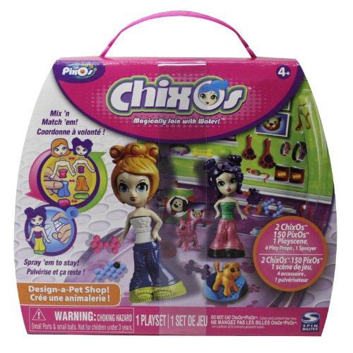 ChixOs Pet Shop by Spin Master