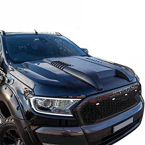 Toma de aire, tapa de motor compatible con Ford Ranger desde 2016 hasta hoy