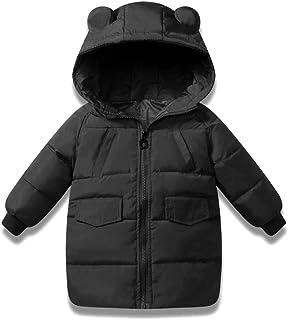[テンカ]ダウンジャケット 子供 キッズ 女の子 男の子 ダウンコート無地 軽量 保温 暖かい 帽子付き 人気 折り畳み式ダウンジャケット 登山 防風 各年齢 男女兼用 4色
