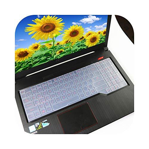 Access-Discount - Carcasa de TPU para portátil Asus Tuf Fx705 Fx705Gm Fx705Gd Fx705Ge Fx705G FX 705 GD Gm Gaming 17