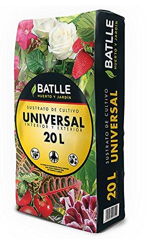 Sustratos - Sustrato Universal 20l. - Batlle