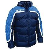 Givova, chaqueta antartide, azul/azul , 3XL