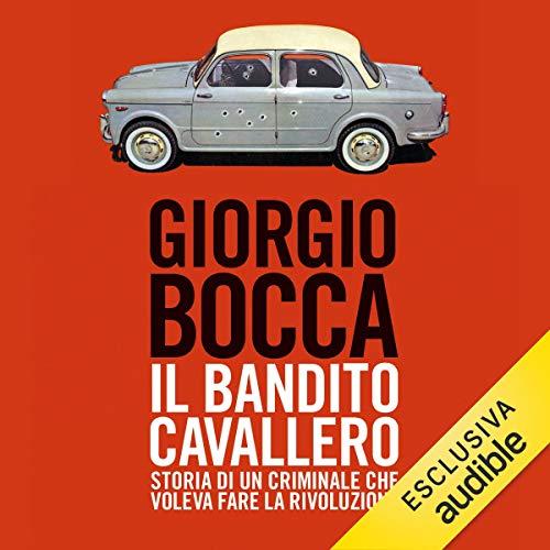 Il bandito Cavallero audiobook cover art