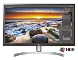 "LG 27UK850 Monitor per PC Desktop 27"", LED IPS UltraHD 4K HDR 10, 3840x2160, AMD FreeSync, MAXXAudio 10W, 2 HDMI, 1 Display Port"