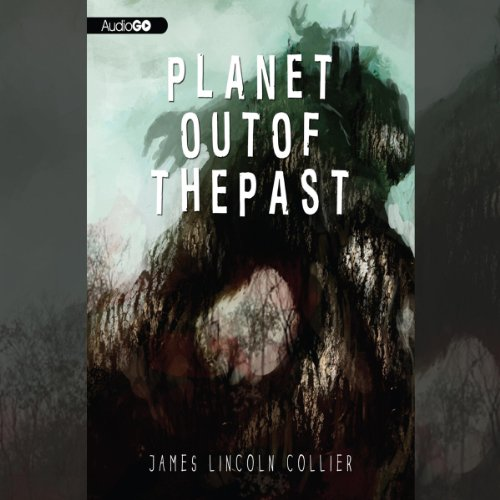 Planet out of the Past copertina