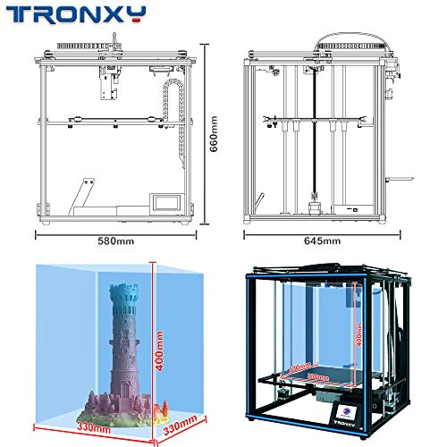 Tronxy – Tronxy X5SA PRO - 6