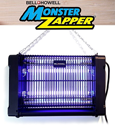 Bell + Howell MONSTER ZAPPER 2,800-Volt,...