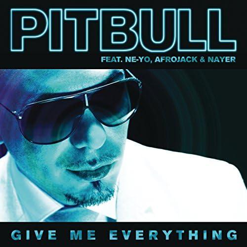Pitbull feat. Ne-Yo, Afrojack & Nayer