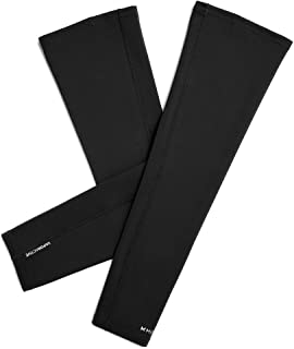 Mission VaporActive Arm Sleeves, Jet Black, Large/X-Large