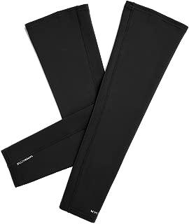 Mission VaporActive Arm Sleeves, Jet Black, Small/Medium