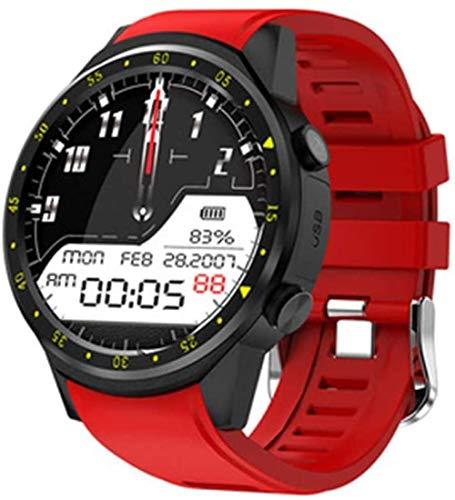 hwbq Reloj Inteligente Hombres Y Mujeres Al Aire Libre Impermeable Fitness Multi-Sport Reloj Bluetooth Llamada GPS Posicionamiento Altitud Detección de Temperatura