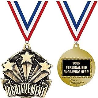 Achievement Medals, 2