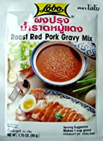 Thai Food Cook Lobo Roast Red Pork Gravy Mix 50g