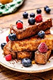 Himalya Fresh Chef ErnestoFrozen French Toast sticks with Cinnamon, Two pounds/about 40 sticks of Great Taste, All natural bursting with Cinnamon Flavor . No Gums, No fillers, No preservatives,