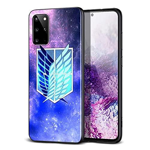 DEARLOYEA Samsung Galaxy A80 Hülle Black Soft Silicone Phone Hülle Am Erica N Tv Gr Eys A N Atomy Doctor P_0023