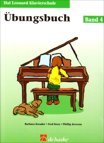 Hal Leonard Klavierschule, Übungsbuch - Band 4