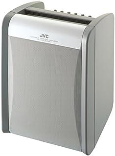 JVCケンウッド ポータブルワイヤレスアンプ PE-W51SB-M (シングルチューナー+ワイヤレスマイク)