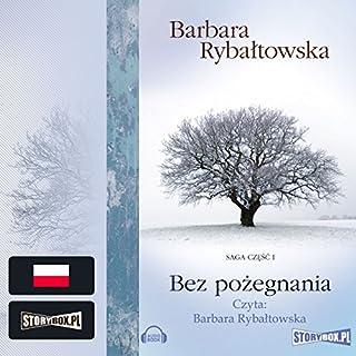 Bez pożegnania (Saga część 1) cover art