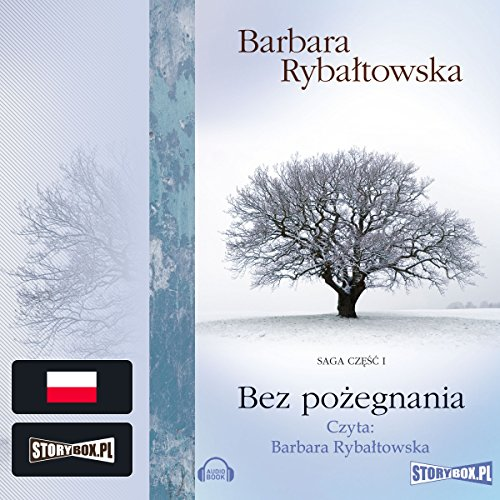 Bez pożegnania audiobook cover art