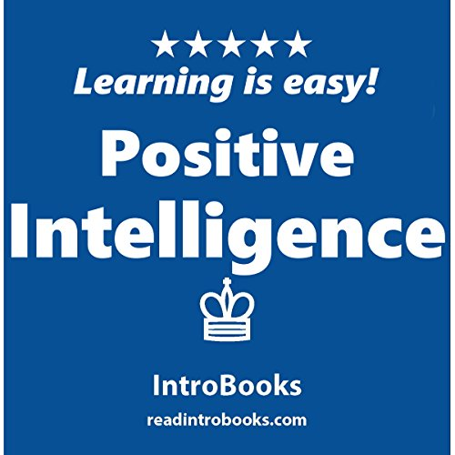 Positive Intelligence audiobook cover art