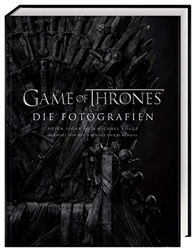 Dorling Kindersley Verlag of Thrones Die Fotografien Bild