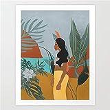 DIY Arte del Turismo Tropical Nueva Pintura para Números para Adultos Y Niños - Pintura Digital De Bricolaje por Kits De Números sobre Lienzo - sin Marco 30x40cm