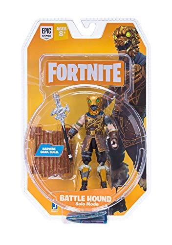 FORTNITE FNT0071 Solo Modus Figur Battle Hound, mehrere Farben