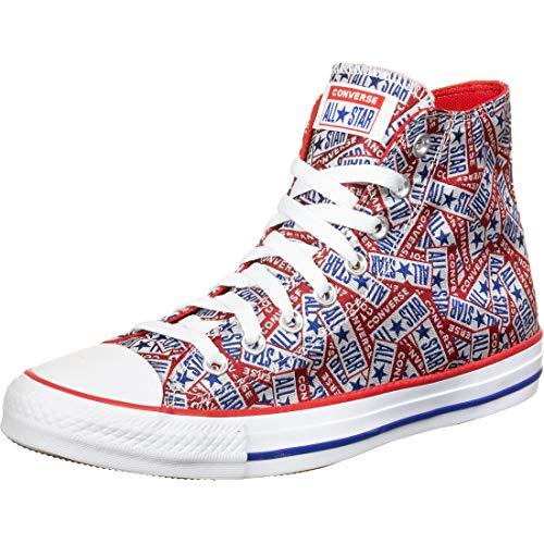 Converse Chucks CTAS HI 166828C Mehrfarbig, Schuhgröße:39.5