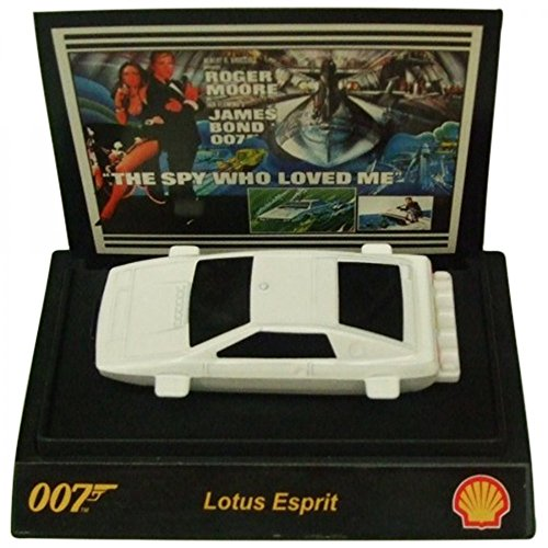 James Bond 007 Sammler 1:64th Auto Von Shell Lotus Esprit