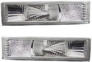 CHEVY ASTRO VAN 95-99 BUMPER LIGHT PARK/SIGNAL LIGHTS EURO NEW
