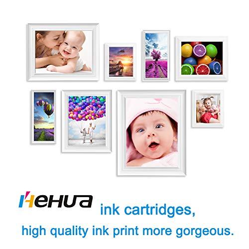 Hehua Remanufacturado HP 343 338 (C8766EE/C8765EE) Cartuchos de ...