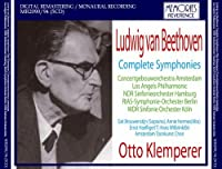 Beethoven The Nine Symphonies. (Cologne Radio Orchestra No.'S 1 & 8 Berlin Radio Orchestra No. by VARIOUS ARTISTS
