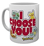 GB Eye Ltd, Pokemon, I Choose You, Tazza