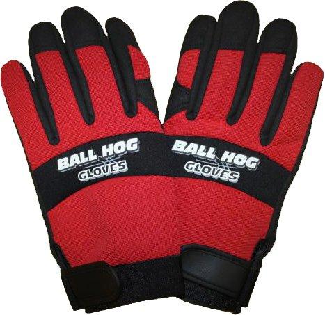 Ball Hog Ball Handling Gloves (Medium)