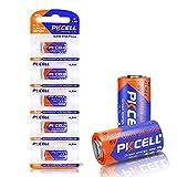 Pkcell 6V 4LR44 GP476A 4A76 PX28A L1325 Batería alcalina para collar de perro (5 unidades)