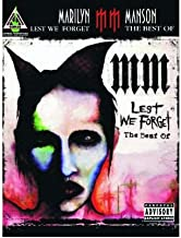 [(Lest We Forget: (Guitar Tab) )] [Author: Marilyn Manson] [Mar-2006]
