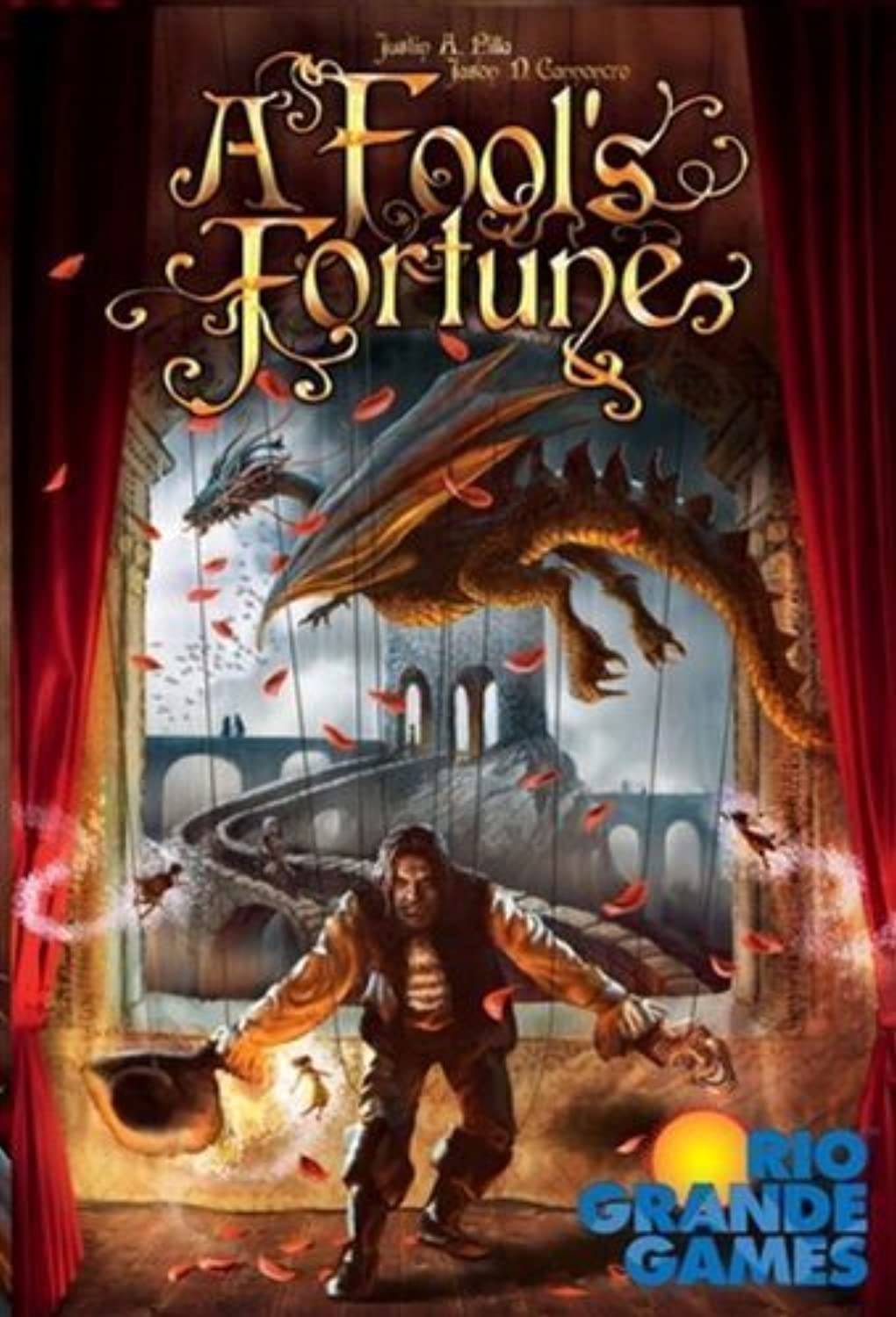 A Fool's Fortune Card Game by A Fool's Fortune