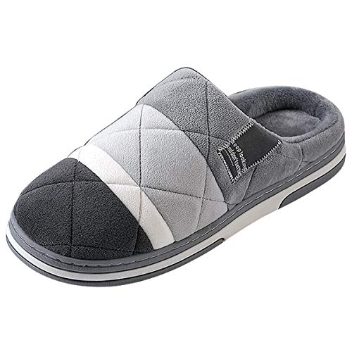 Luiyy Slippers Women Men - Warm Light Soft Zapatillas cómodas y Antideslizantes Unisex...
